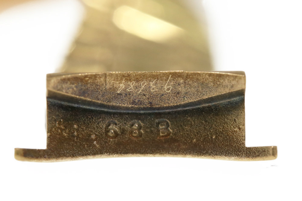 ロレックス プレジデント・自動巻き時計ベルトのみ 金無垢K18YG 750 35 4g ゴールド ROLEX ♀Bレディースh190522RF3285842CBoxde