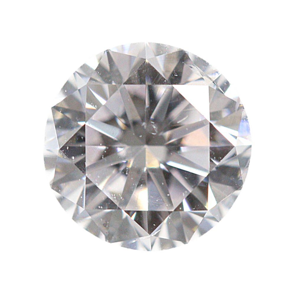 Faint Pink ジュエリールース ダイヤモンドルース/Diamond/0.344ct/中央宝石研究所ダイヤモンドソーティング/フェイントピンク【♂♀】【N】【ユニセックス】/h200723★【RF1】■324233【中古】