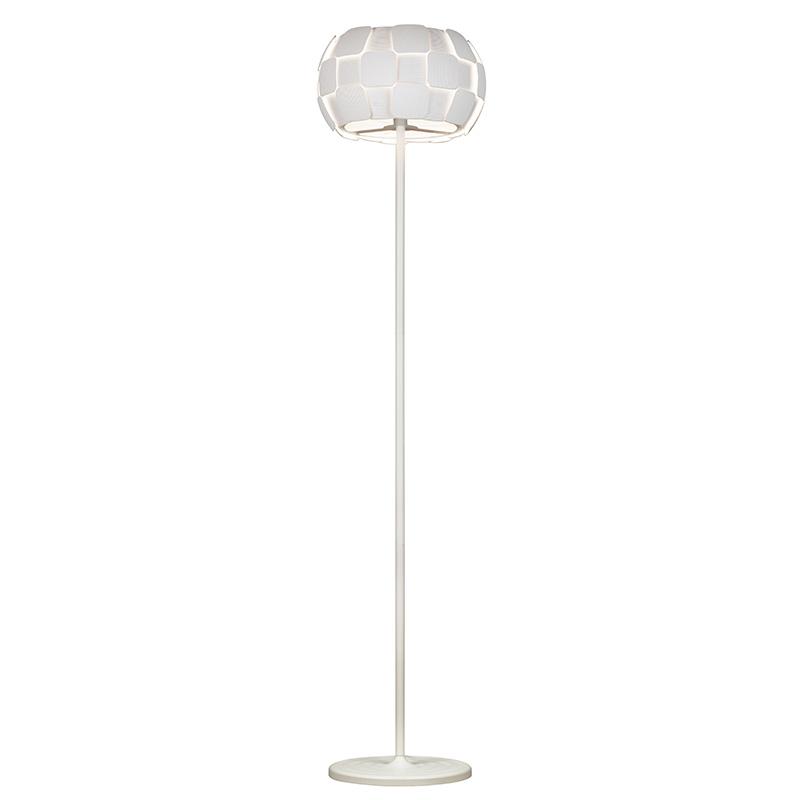 照明 おしゃれ 天井 トーヨーキッチンスタイル (TOYO KITCHEN STYLE) 照明 【SFHL-JAGGY-FL】ジャギーフロアランプ シェード ホワイト 本体重量 7.0kg