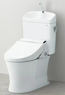 TOTO ピュアレストQR CS232BP+SH233BA  床上(壁)排水便器L 手洗い付きタンクセット止水栓付き(旧品番CS230BP+SH233BA)