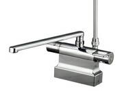 水栓金具 浴室用シャワー TOTO 水栓金具 浴室用シャワー用 【TMGG46ECR】GGシリーズ 台2穴 台付き
