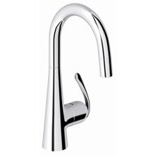 グローエ 水栓 キッチン キッチン水栓 ZEDRAシリーズ シングルレバーキッチン混合栓 30286000