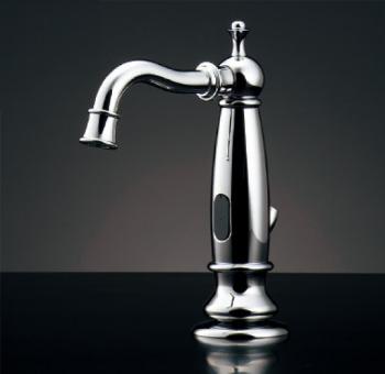 水栓 混合栓 カクダイ 水栓金具 【713-325】 センサー水栓