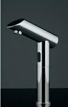 水栓 混合栓 カクダイ 水栓金具 【713-312】 センサー水栓(トール)