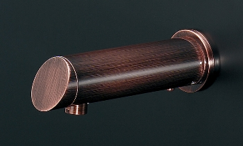 水栓 混合栓 カクダイ 水栓金具 【713-503】 センサー水栓(ブロンズ)