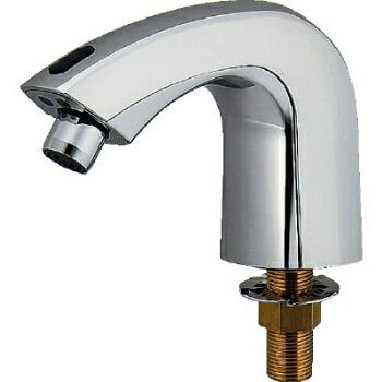 水栓 混合栓 カクダイ 水栓金具 【713-301】 センサー水栓