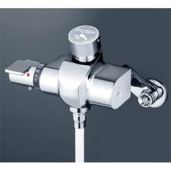 浴室 水栓 シャワー 水栓金具 KVK 【KF3040F】 自閉式サーモスタット式シャワー(シャワー専用)