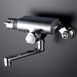 浴室 水栓 シャワー 水栓金具 KVK 【KM159G】 定量止水付サーモスタット式混合栓