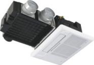 浴室暖房乾燥機 ノーリツ  BDV-3300UKNSC-J3-BL 天井カセット形 3室24時間換気タイプ コンパクト