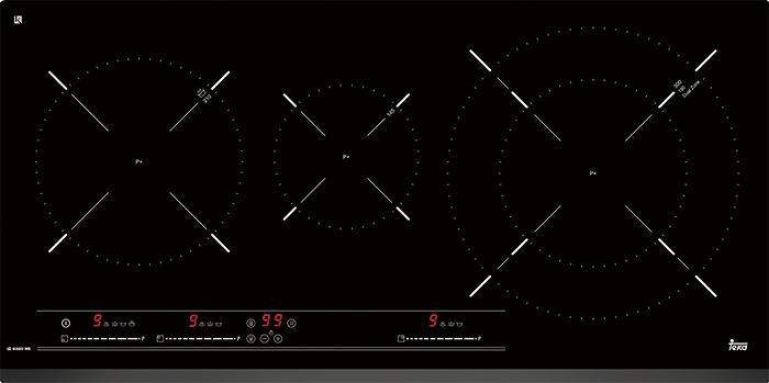 IHクッキングヒーター テカ TEKA 【IZ 8320 HS】 IR 831.2の後継機 単相 200V 50/60Hz 強化セラミックガラス おしゃれ