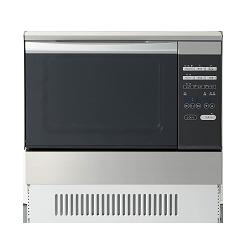オーブンレンジ ビルトイン ノーリツ  NDR320ELK コンビネーションレンジ スタンダード シルバー 35Lタイプ ローカウンター用