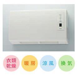 浴室暖房乾燥機  TOTO  三乾王 TYR621 TYR600シリーズ ハイパワー200V 壁掛けタイプ 室外機・ワイヤレスリモコン付