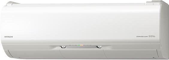 日立 ルームエアコン RAS-XJ71J2-W XJシリーズ 23畳程度 シングル 単相200V ワイヤレス