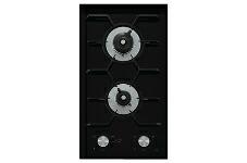 リンナイ ビルトインガスコンロ ドロップインシリーズ【RD322G11S】ガラストップタイプ(MY CHOICE Black)