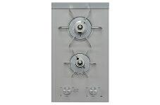 リンナイ ビルトインガスコンロ ドロップインシリーズ【RD321G10S】ガラストップタイプ(MY CHOICE Clear Silver)