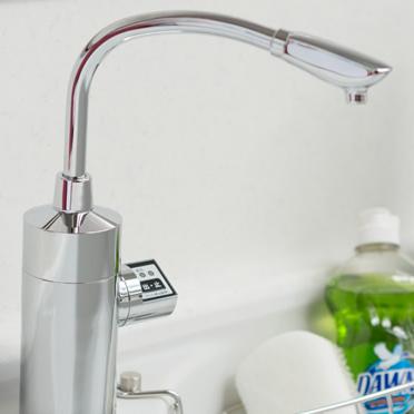 浄水器 トクラス 【OHB10J】専用水栓タイプ 内蔵 専用水栓型電子