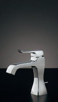 蛇口 水栓金具 カクダイ(KAKUDAI) 水栓金具シリーズ 【183-161K】 日本デザイン RATONA シングルレバー混合栓