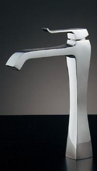 蛇口 水栓金具 カクダイ(KAKUDAI) 水栓金具シリーズ 【183-165K】 日本デザイン RATONA シングルレバー混合栓(トール)