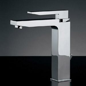 蛇口 水栓金具 カクダイ(KAKUDAI) 水栓金具シリーズ 【183-082】 RNSNTO シングルレバー混合栓(トール)