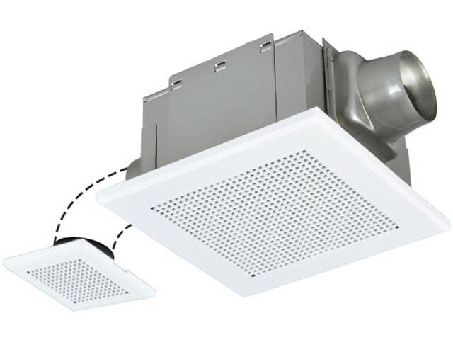 三菱電機 ダクト用換気扇 天井埋込形 VD-15ZFT12【VD-15ZFT10の後継機種】