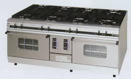 マルゼン(MARUZEN) 熱機器 【MGRX-2412D】 パワークックガスレンジ