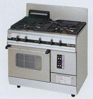 マルゼン(MARUZEN) 熱機器 【MGRXU-096D】 パワークックガスレンジ