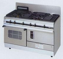 マルゼン(MARUZEN) 熱機器 【MGRXU-126D】 パワークックガスレンジ
