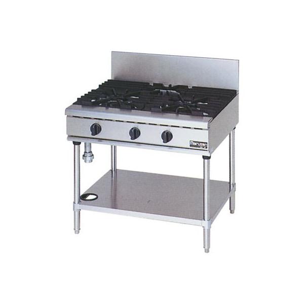 マルゼン(MARUZEN) 熱機器 【RGT-0972C】 NEWパワークックガステーブル