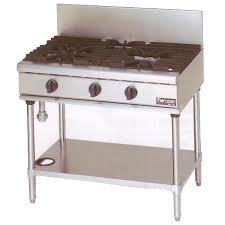 マルゼン(MARUZEN) 熱機器 【RGT-0973C】 NEWパワークックガステーブル