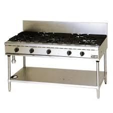 マルゼン(MARUZEN) 熱機器 【RGT-1575C】 NEWパワークックガステーブル