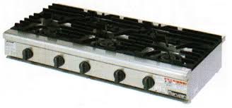 マルゼン(MARUZEN) 熱機器 【RGC-1265C】 NEWパワークックガステーブルコンロ