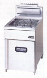マルゼン(MARUZEN) 熱機器 【RXF-057FB】 フライヤー(NEWパワークックシリーズ)