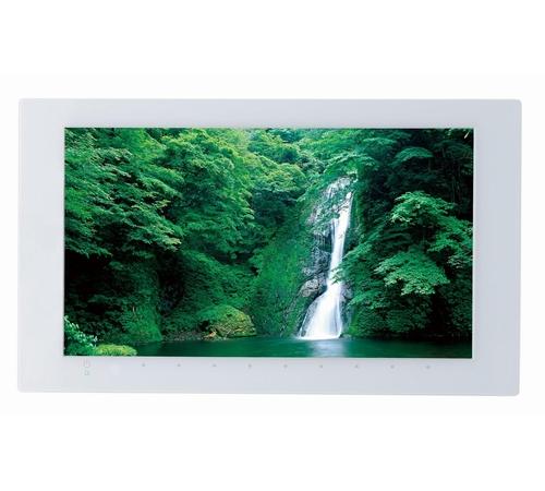 TOTO 浴室テレビ 16型ワイド PTZ0070 地デジ対応 リモコン付属