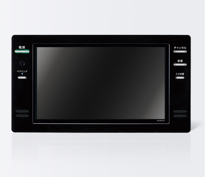 浴室テレビ 16V型  ツインバード  VB-BS169B ブラック 3波(地デジ・BS・110度CS)対応 フルHD HDMI 双方向Bluetooth搭載