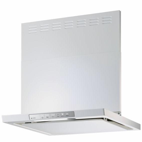 訳あり レンジフード リンナイ  XGRシリーズ XGR-REC-AP753W ホワイト 75cm幅・クリーンECOフード・ノンフィルタ・スリム型:RH家電SHOP店-木材・建築資材・設備