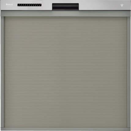 リンナイ 食器洗い乾燥機 RSW-404LP スライドオープンタイプ 買替タイプ ステンレス調ハーフミラー 幅45cm