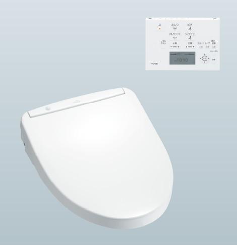 ウォシュレット TOTO   便座 アプリコットF1 TCF4713 レバー便器洗浄タイプ