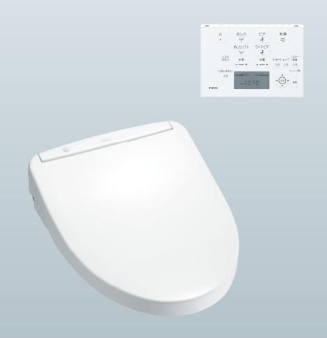 ウォシュレット TOTO   便座 アプリコットF3 TCF4733 レバー便器洗浄タイプ