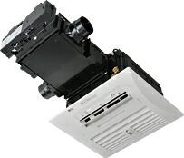 リンナイ 浴室暖房乾燥機 【RBHM-C415K2U】 天井埋込型 うたせ湯機能搭載タイプ 2室換気対応