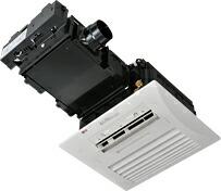 リンナイ 浴室暖房乾燥機 【RBHMS-C415K1】 天井埋込型 マイクロスチームミスト搭載タイプ 1室換気対応
