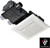 リンナイ 浴室暖房乾燥機 【RBH-C418K3P】 天井埋込型:スタンダードタイプ(標準モジュール) 3室換気対応