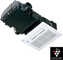 リンナイ 浴室暖房乾燥機 【RBH-C333WK2SNP】 天井埋込型 2室暖房タイプ 2室暖房・2室換気対応