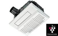 リンナイ 浴室暖房乾燥機 【RBH-C336P】 天井埋込型 中間ダクトファン接続タイプ ダクトファン接続による 換気対応