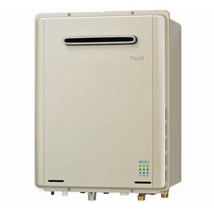 ガスふろ給湯器 エコジョーズ 都市ガス リンナイRUF-E2405SAW(A) RUF-Eシリーズ・設置フリータイプ 24号・オートタイプ・屋外壁掛型 13A・12A