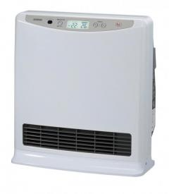 暖房 ヒーター サンポット 温風暖房【fc-43pws】温水ルームヒーター 室内機 パワフルタイプ