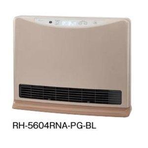 暖房器具 ヒーター 温水ルームヒーター ノーリツ  RH-5604RNA-PG-BL ピンクゴールド スタンダードタイプ 木造15畳・コンクリート24畳目安