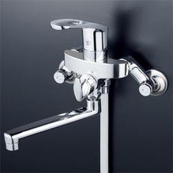 浴室 水栓 シャワー 水栓金具 KVK 【KF5000WT】 シングルレバー式シャワー