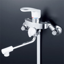 浴室 水栓 シャワー 水栓金具 KVK 【KF5000】 シングルレバー式シャワー