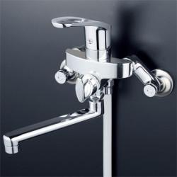 浴室 水栓 シャワー 水栓金具 KVK 【KF5000ZT】 シングルレバー式シャワー