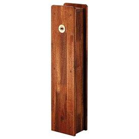 カクダイ 角水栓柱用化粧カバー 組立式 カクダイ70角水栓柱用 長さ750mm 624-137
